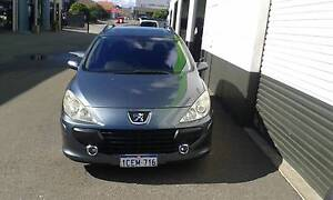 2006 Peugeot 307 Wagon **12 MONTH WARRANTY** West Perth Perth City Area Preview