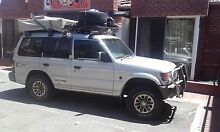 MITSUBISHI PAJERO.V6.6WeeksRego.3ManRoofTentCampingGear.Subwoofer West Perth Perth City Preview