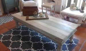 Shabby Chic Coffee Table 25%off Oxenford Gold Coast North Preview