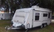 18ft 6 Caravan Kingsley Joondalup Area Preview