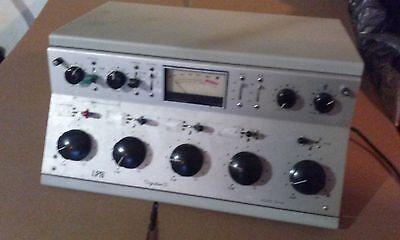 Vintage LPB S-14A Signature II 5 Channel Broadcast Mixer Mono Console