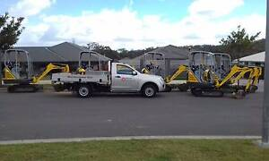 ALLTRADES EXCAVATOR HIRE Oxenford Gold Coast North Preview