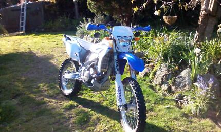 mature owner selling wr450f or will swap for a adventure bike. Blue Mountains Preview
