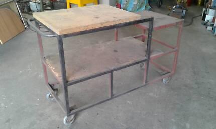 MOIBLE WORK  bench