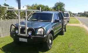 2004 Holden Rodeo 4x4 3ltr turbo diesel Proserpine Whitsundays Area Preview