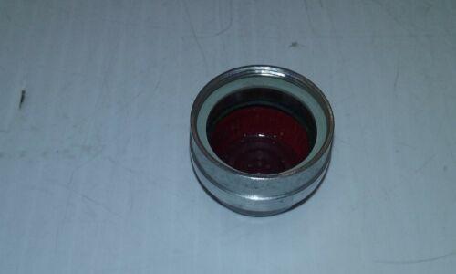 CUTLER HAMMER E29KGR RED LENS GLASS