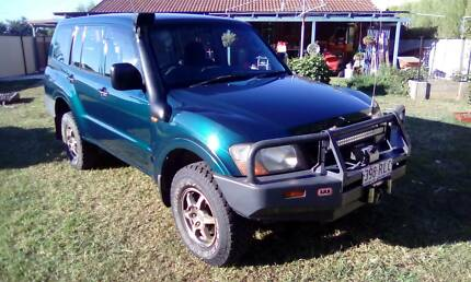 2001 mitubishi pajero nm Redbank Plains Ipswich City Preview