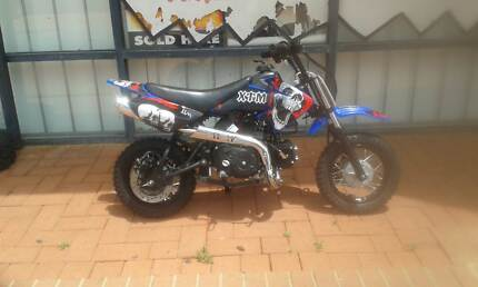BRAND NEW* XTM70CC 4STROKE AUTO DIRT BIKE*FREE HELMET Malaga Swan Area Preview
