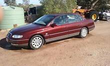 125500kms  wh statesman original condition throughout full luxury Moonta Copper Coast Preview