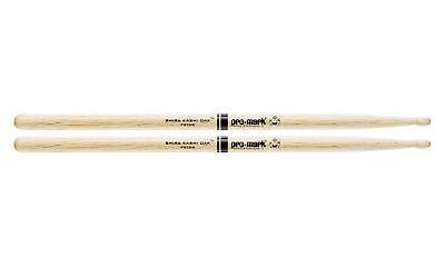 Promark Shira Kashi Oak 2B Wood Tip Drumstick - PW2BW (Oak 2b Wood)