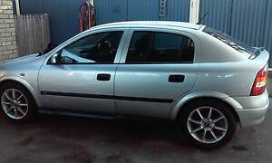 2003 Holden Astra Hatchback AUTO  AUTO , AIR-CON,  P/S  RWC,  REG Murarrie Brisbane South East Preview