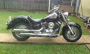 2008 XVS1100 CRUISER LOW KLMS Woree Cairns City Preview