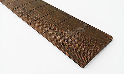 Wenge guitar fretboard,fingerboard 25