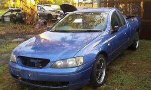 Ford Falcon BA 2004 ute selling complete for you to wreck. Doolandella Brisbane South West Preview