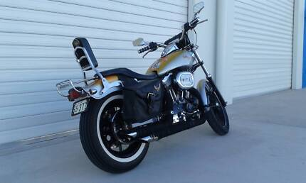 Harley Davidson 1990 XLH 883 Sportster Custom Coolum Beach Noosa Area Preview
