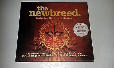 THE NEW BREED : RASMUS SNOW PATROL BLINK 182 THRILLS KILLERS FEEDER ETC..