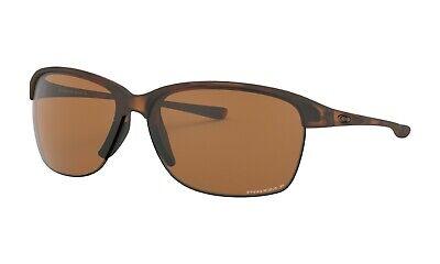Oakley Unstoppable POLARIZED Sunglasses OO9191-1465 Tortoise W/ PRIZM Tungsten