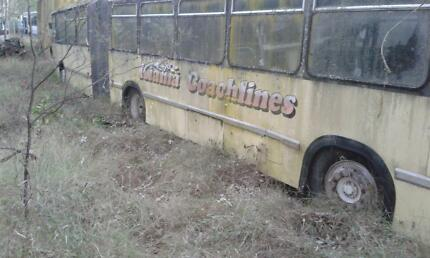 1979 bendy bus body only