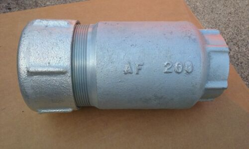 "AF-200 2"" Iron Expansion Fitting 4"" Movement"