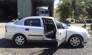 2004 Holden Astra Sedan Runaway Bay Gold Coast North Preview