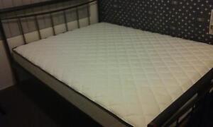 Queen bed & mattress Beckenham Gosnells Area Preview