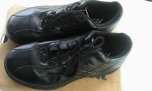 Black Leather shoes size 0.9 Innisfail Cassowary Coast Preview