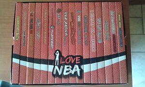 """Collezione DVD """"I love NBA"""" completa nuova idea regalo basket - Italia - Collezione DVD """"I love NBA"""" completa nuova idea regalo basket - Italia"""