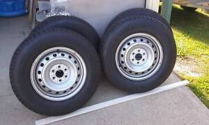 Tyres and rims Cleveland Redland Area Preview