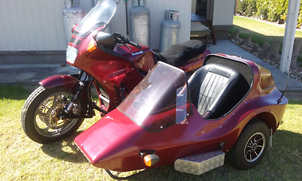 Kawasaki GTR 1000 Outfit 1994 104000km Orbost East Gippsland Preview