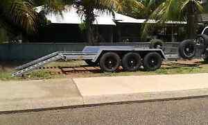 Brand new 4.5 ton tri axle car/plant trailer Kununurra East Kimberley Area Preview