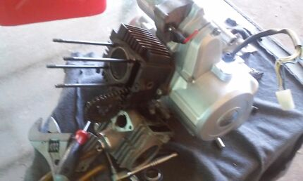 Wanted old 110cc quad motor ok if broken just need the head  Cloverdale Belmont Area Preview