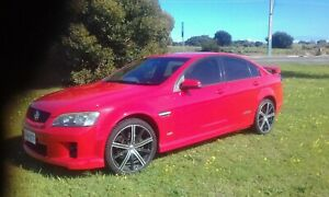 Holden SS manual commodore