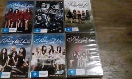 DVD s  pretty little Liars