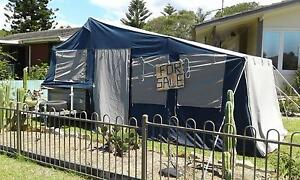 camper trailer for sale 3500 ono Bellambi Wollongong Area Preview