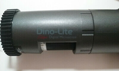 Dino-lite Edge 20x230x 1.3mp Digital Microscope Af4115zt Brand New Open Box