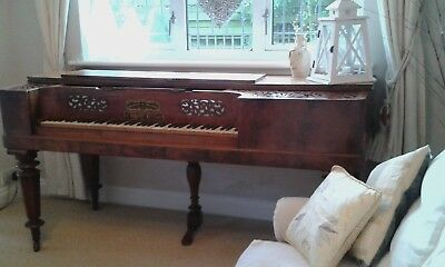 Antique Square Piano