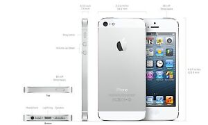2 iPhone 5 32G - $150 each or $275 for both Windsor Region Ontario image 3