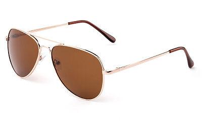 Classic Aviators Kids Sunglasses Polarized FDA Approved Lead Free UV 100%  - Kids Aviators