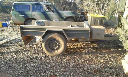 3 month old  off road heavy trailer LT Bandya Laverton Area Preview