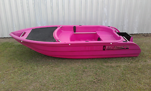 Poly  boat tender craft Munruben Logan Area Preview