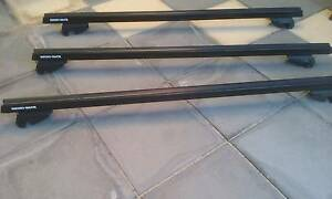 Rhino rack roof bars Glengowrie Marion Area Preview