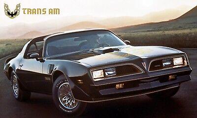 Smokey /&  Bandit  Windshield  Sunshade Banner 1977 Trans am SE !