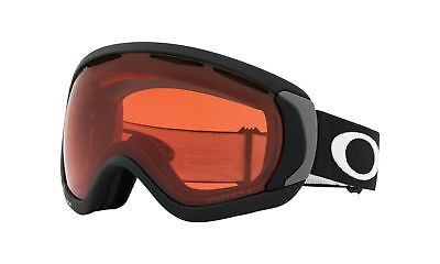 Oakley Canopy Snow Goggle OO7047-02 Matte Black W/ Prizm Rose, used for sale  Lexington