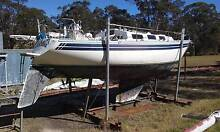 Adams 31 Yacht, Project - requires repairs Buttaba Lake Macquarie Area Preview