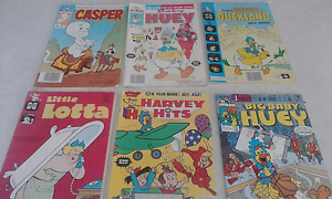 Harvey comics Ipswich Ipswich City Preview