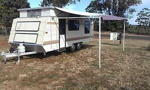 Jayco 18ft caravan Bundaberg Central Bundaberg City Preview