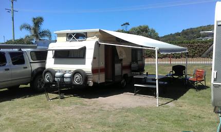 Jayco caravan Werrington Downs Penrith Area Preview