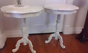 Two French Provincial Side Tables North Ipswich Ipswich City Preview