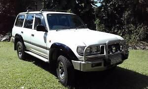 1990 Toyota LandCruiser Wagon Cairns Cairns City Preview