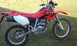 2007 Honda XR250L Trail/Dirt Bike Redland Bay Redland Area Preview